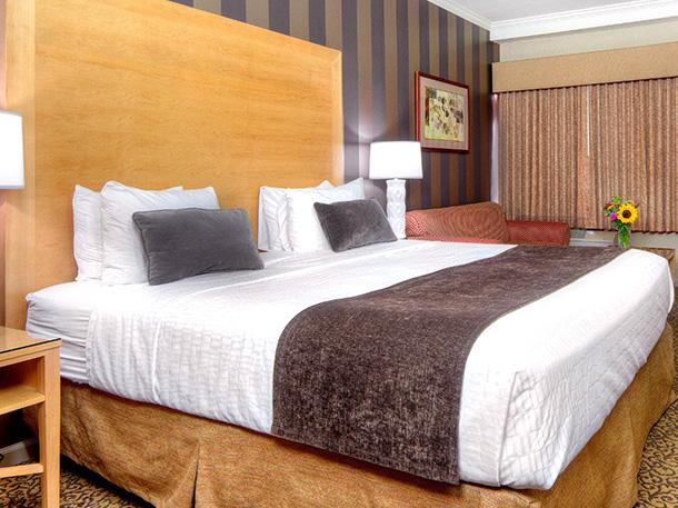 Rooms at Best Westeren Plus Dixon Davis, California