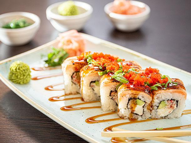 Bankok Garden Thai Cuisine & Sushi Bar