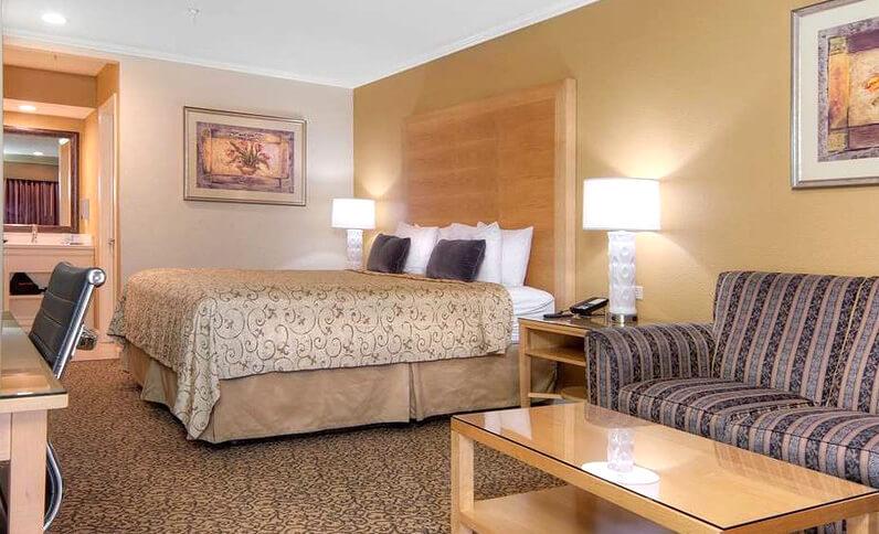 Dixon Hotel Suite
